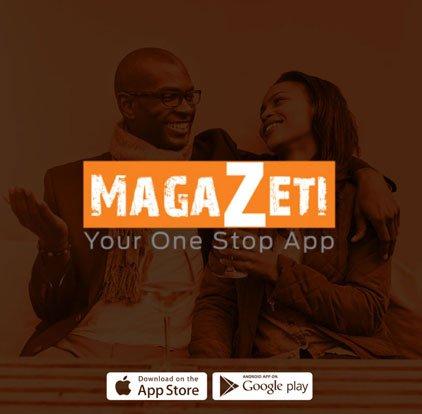 Magazeti - App