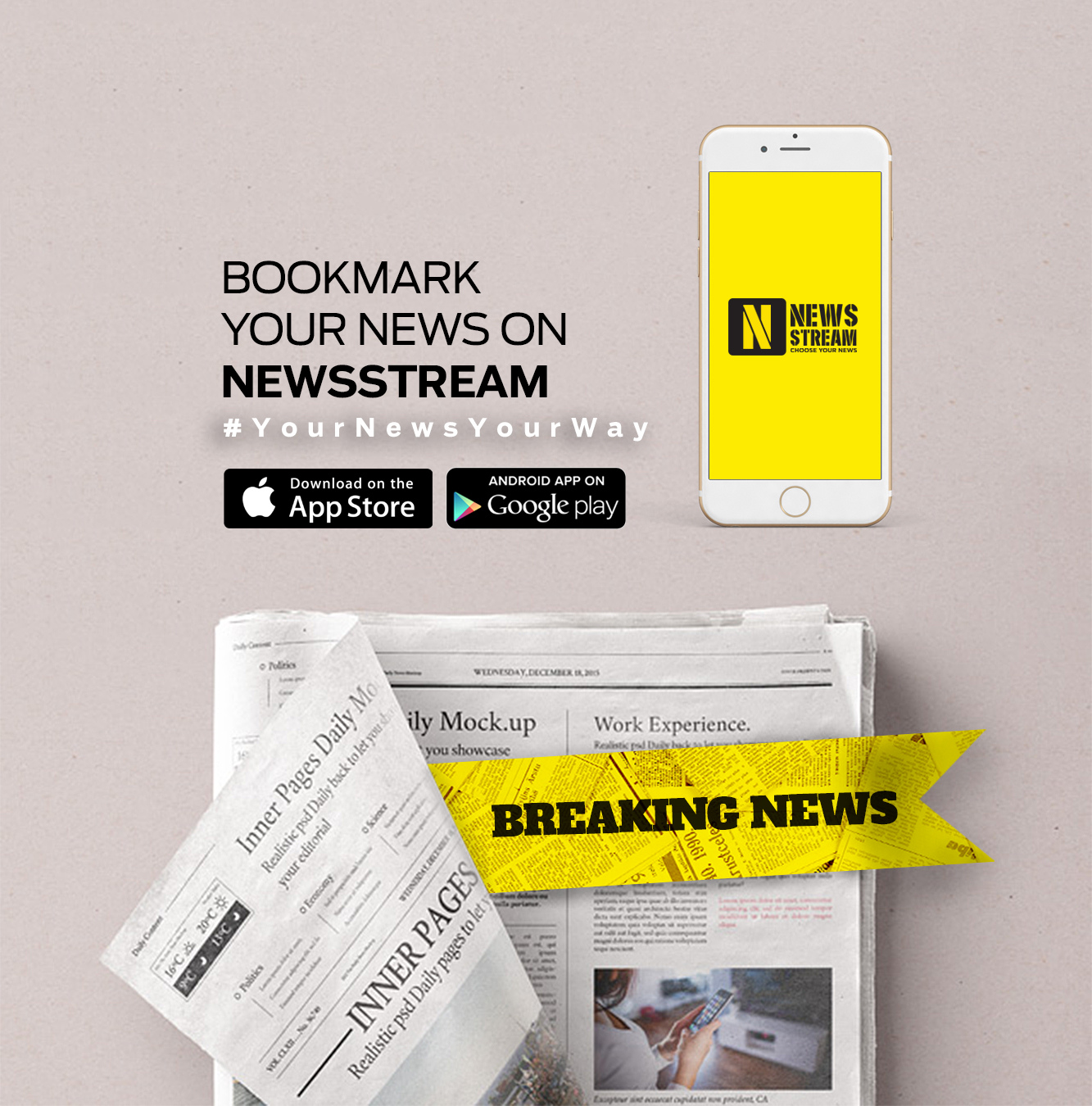 NewsStream - App
