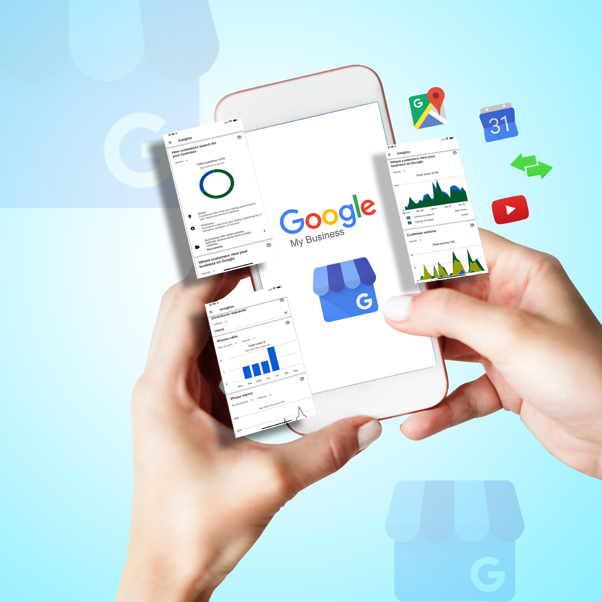Is Google My Business going premium? | Online Marketing Company